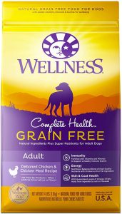Wellness Complete Health Natural Grain-Free Dry Dog Food Chicken