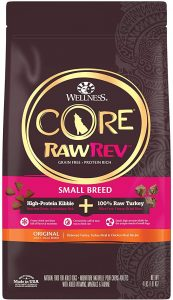 Wellness- CORE RawRev Grain-Free Small Breed Original Recipe Dry Dog Food