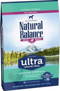 Natural Balance Original Ultra Small-Breed Bites
