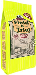 Skinner's Field & Trial Puppy – Complete Dry Food, Sensitive, Supports Gut Health, Key Nutrients, 15kg