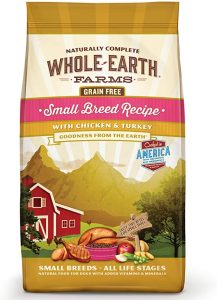 Whole Earth Farms Small-Breed Dry Food