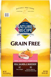 Nature's Recipe Grain-Free Dog Food