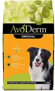 AvoDerm Natural Dry & Wet Dog Food, For Skin & Coat