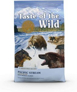 Taste of the Wild High Protein, Real Fish, Premium Dry Dog Food