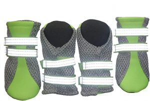 LONSUNEER Puppy Daily Soft Sole Non-Slip Mesh Boots