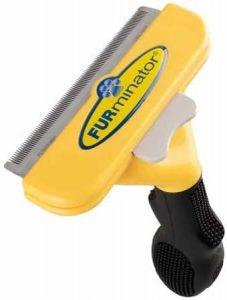 FURminator deShedding Edge Dog Brush