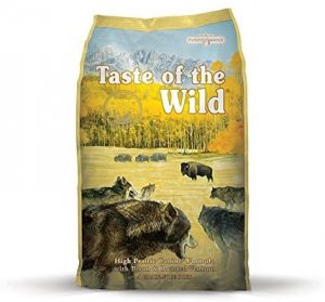 Taste of the Wild High Prairie Grain-Free Roasted Bison and Venison Dry Dog Food