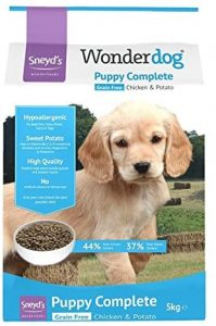 Wonderdog Sneyd's Puppy Grain Free Chicken & Sweet Potato 5kg