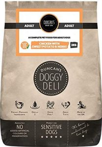Duncans Chicken & Sweet potato GRAIN FREE Adult dog food - 2KG
