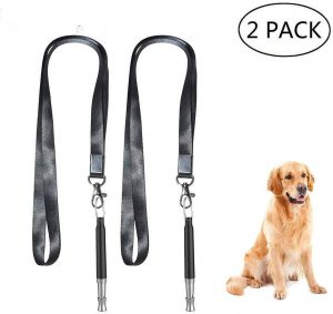 JBER Dog Training Whistle – 2 Pack