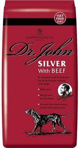 Gilbertson & Page Dr John Silver Beef Dog Food, 15 kg