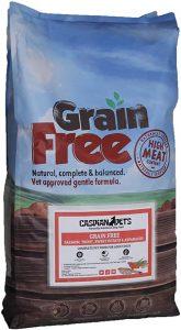 CaspianPets 12kg Salmon Trout Sweet Potato & Asparagus Adult Grain Free Dog Food