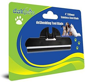 Dakpet Deshedding Dog Brush