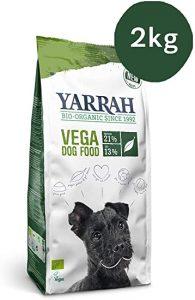 Yarrah Organic Dog Food Dry (Vega, 2 kg)
