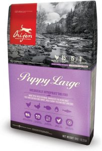 Orijen Puppy Food, Large, 11.4 kg