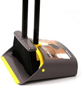 TreeLen Dustpan and Broom