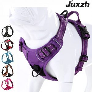 Juxzh True Love Soft Front Dog Harness