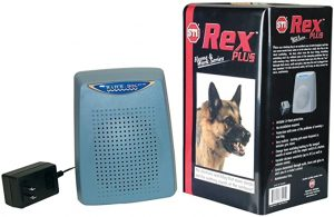 SAFETY TECHNOLOGY ED-50 ELECTRONIC WATCHDOG REX PLUS MODEL