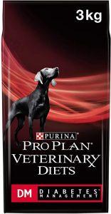 PRO PLAN VETERINARY DIETS Canine DM Diabetes Management Dry Dog Food 3kg