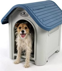 Easipet Plastic Dog Kennel Weatherproof for Indoor and Outdoor Use (940)- Only Far East Direct UK supplies item Product code FED 21940