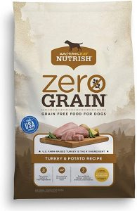 Rachael Ray Nutrish Zero Grain Natural