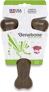Benebone Regular Bacon Chew Toy