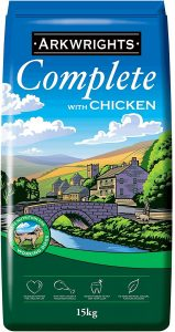 Gilbertson & Page Arkwrights Complete Dry Dog Food, Chicken, 15 kg