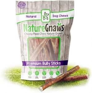 Nature Gnaws Large Bully Sticks