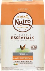 Nutro Wholesome Essentials Dry Food for Seniors