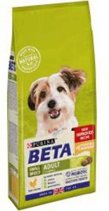 Nestle - Beta Small Breed Adult Chicken - 2kg