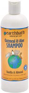 Earthbath Oatmeal and Aloe Itch Relief Pet Shampoo, 472 ml