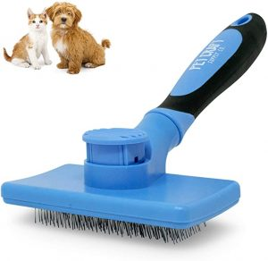 Pet Craft Supply Self Cleaning Brush