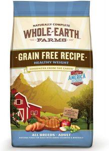 Whole Earth Farms Grain Free Dog Food