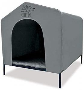 FLOPPY DAWG ELEVATED DOG SHELTER