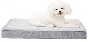 Hachikitty orthopedic dog bed