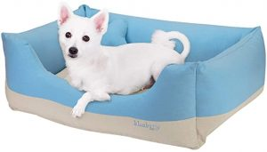 Blueberry heavy duty pet bed