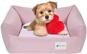 PET SOFT COTTON DOG BED
