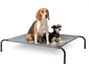 Bedsure Elevated Dog Bed