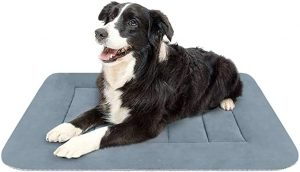 HERO DOG LARGE DOG BED CRATE PAD MAT