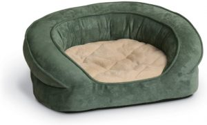 K & H PET PRODUCTS DELUXE ORTHO BOLSTER SLEEPER PET BED