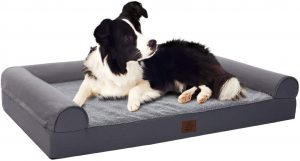 Eterich Orthopedic Dog Bed