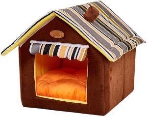 DOG HOUSE SOFT INDOOR SMALL MEDIUM LARGE DOG HOUSES