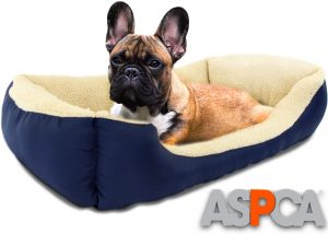 ASPCA MICROTECH DOG BED