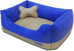 Blueberry Pet Heavy Duty Pet Bed or Bed Cover, Shop a Whole Bed with Cover for Change