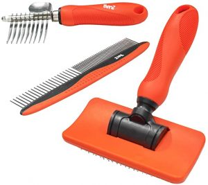 BENZ DOG GROOMING TOOLS KIT