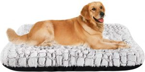 Coohom Deluxe Plush Dog Bed