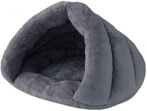 BESKIE PET TENT CAVE BED