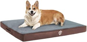 Utotol orthopedic dog bed
