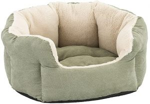 Sleep Zone Reversible Cushion Pet Bed