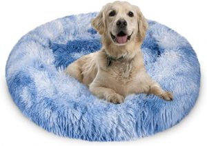 JOEJOY CALMING DOG BEDS DONUT CUDDLER